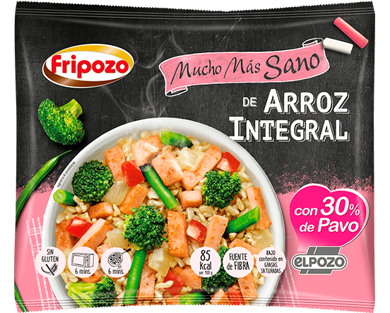 ficticio arroz integral