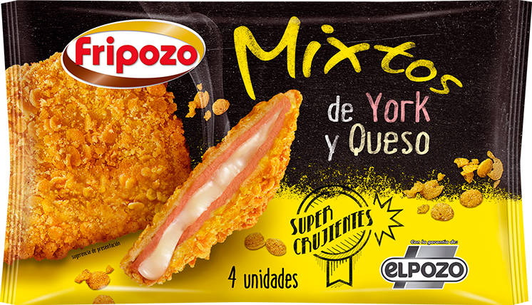 mixtos york queso fripozo